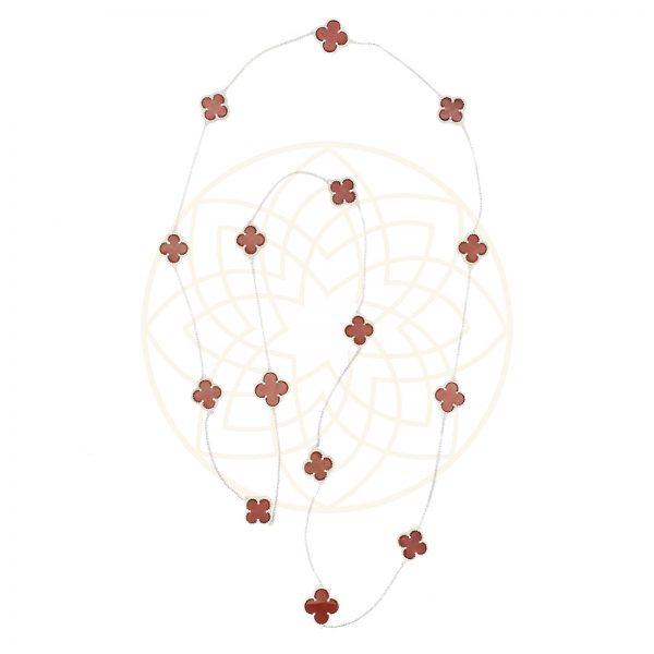 Flower chain rose