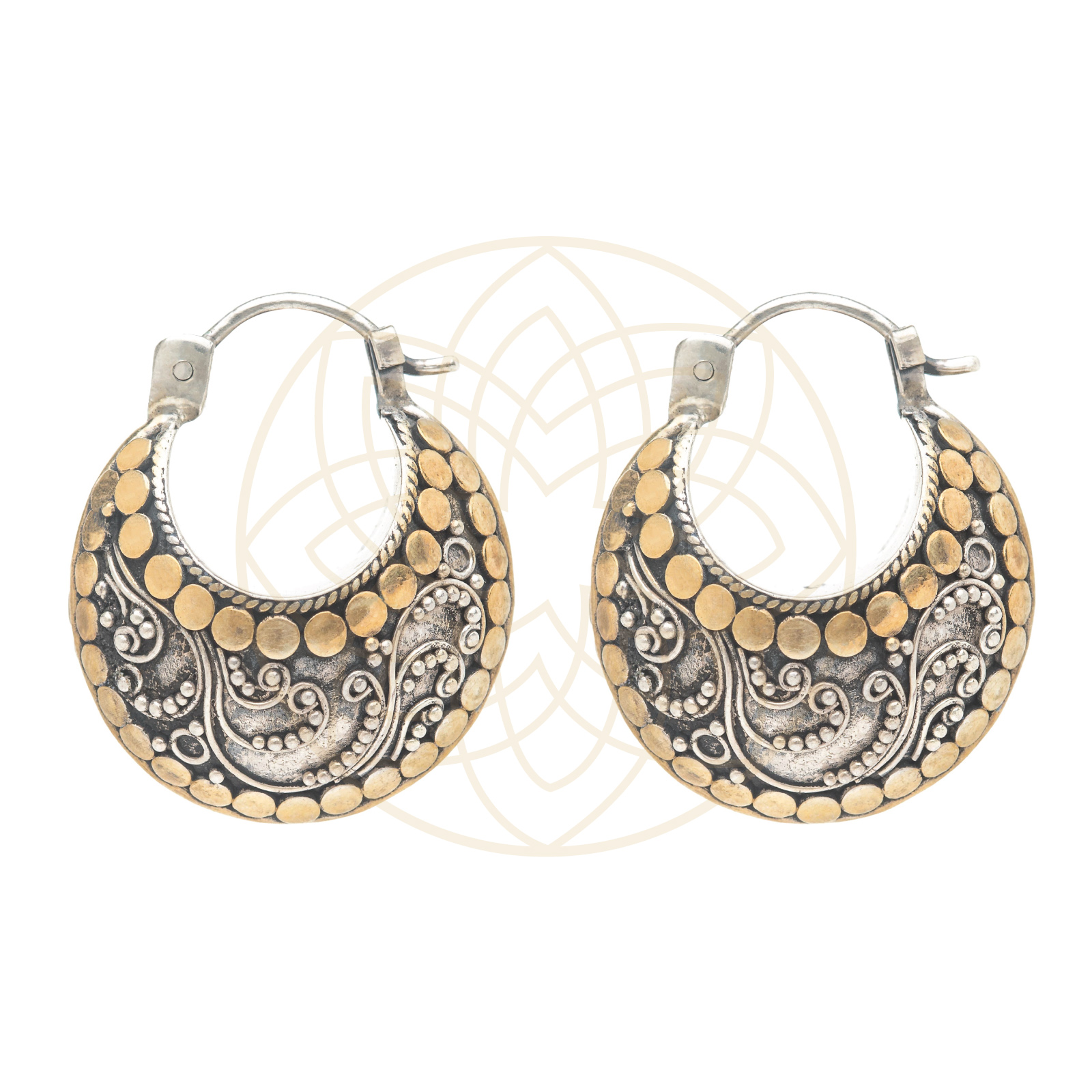 gold goldplated ear rings earrings plated lovely designer